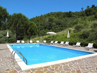 Ferienwohnung Tenuta Le Silve  in Assisi (PG), Umbrien - 2 Personen, 1 Schlafzim