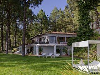 Traumhaftes luxuriöses Anwesen für Ruhesuchende und Naturliebhaber !