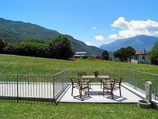 Elegante 2-Zimmer Ferienwohnung  mit  Gartensitzplatz