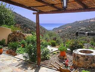 Holiday house Plakias for 2 - 3 persons with 1 bedroom - Farmhouse