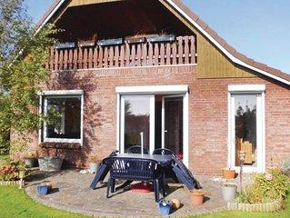 4 bedroom accommodation in Dagebüll