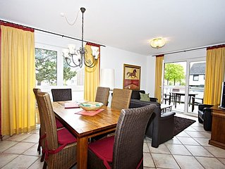 Elbsegler, Apt. 1, 4-room, mezzanine and basement, about 104m², up to 6 people,