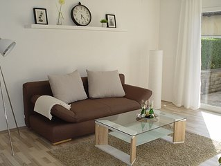 Newly furnished, beautiful, modern apartment in a quiet location