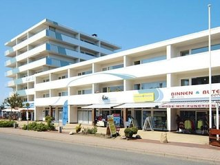Holiday flat, St. Peter-Ording  in Eiderstedt - 4 persons, 1 bedroom