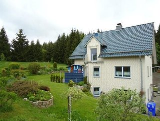Vacation home Clausthal-Zellerfeld for 2 - 4 persons with 1 bedroom - Holiday a