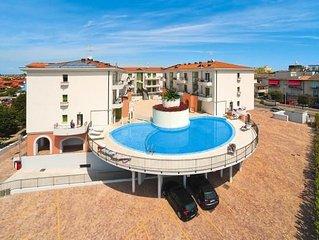 Apartments Galeria Gran Mado, Caorle  in Venetische Adria Nord - 7 persons, 2 b