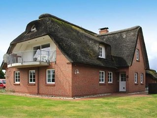 Holiday home am Golfplatz, St.Peter Ording  in Eiderstedt - 5 persons, 2 bedroo