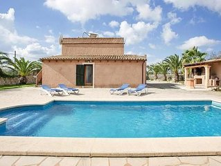 Holiday home, Santanyi  in Mallorca - 4 persons, 2 bedrooms