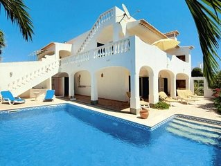Holiday home, Praia da Luz  in Algarve - 6 persons, 3 bedrooms