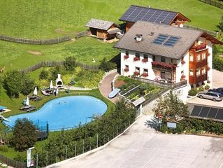 Apartments Luch de Tor, St. Martin in Thurn  in Sudtirol Ost - 4 persons, 2 bed