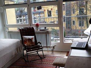 City apartment in Siegestor