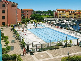 Apartment Residence Albatros  in Caorle, Adriatic Sea / Adria - 6 persons, 2 be