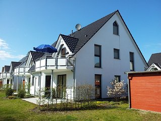 Near the beach, family-friendly, quiet apartment sea breeze Zinnowitz