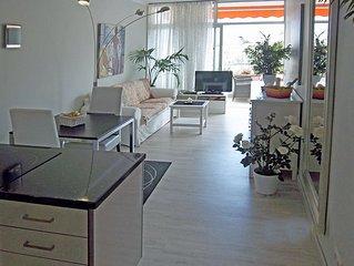 "Hubsches Apartment ""La Luna"" mit Balkon, Pool, Traumausblick + Top-Ausstattung"