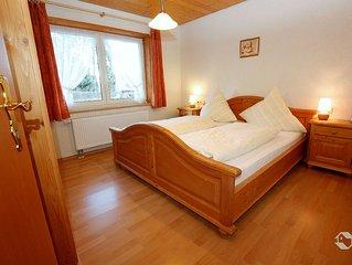 Ferienwohnung, 45qm, 1 Schlafzimmer, max. 4 Personen