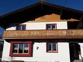 Ferienwohnung im Haus Waldhof - Urlaub am Wilden Kaiser