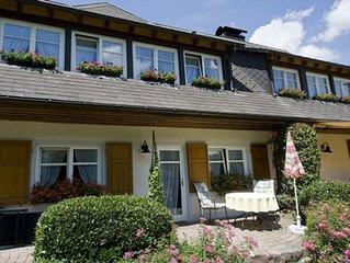 3-Sterne-Appartement 35qm, max. 2 Personen - Andreas Ferienwohnungen