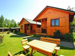 Bungalows, Sianozety  in Ustronie Morskie bis Köslin - 4 persons, 2 bedrooms