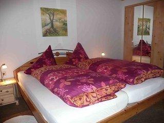 Ferienwohnung mit ca. 60 qm, 1 Schlafzimmer, für maximal 2 Personen