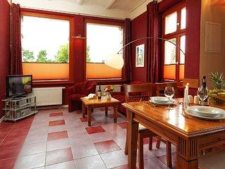 "Villa Maria Fewo 02 - Usedom Koserow Tourist ""Villa Maria"" Apartment 02"
