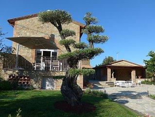 Sensationelles toskanisches Anwesen mit gehobener Ausstattung