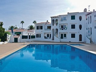 2 bedroom accommodation in Cala'n Porter