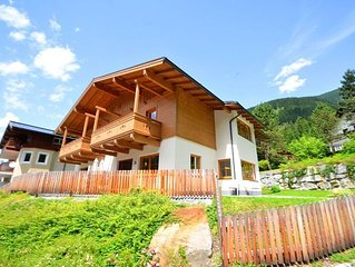 Chalet Pflaume - beautiful house with terrace, garden, corner-bath and infrared