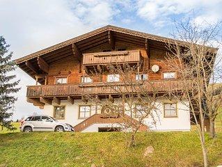 Ferienwohnung Rauchenbacher - Ferienwohnungen im Nationalpark Hohe Tauern
