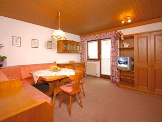 Apartment Landhaus Maier - traditional Apartment, in Toplocation, 5 min to the
