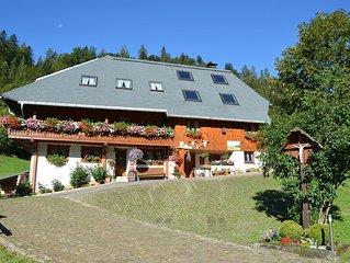 Freiburg, Süd-Schwarzwald,Schauinsland, Hofsgrund, Ferien auf dem Bauernhof,