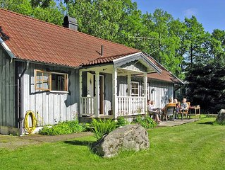 Vacation home Fluss Atran  in Ostra Frolunda, Western Sweden - 8 persons, 4 bed