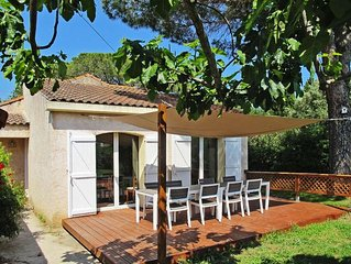 Vacation home in Hyeres / L'Ayguade, Cote d'Azur - 8 persons, 4 bedrooms
