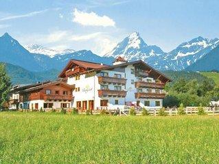 Ferienwohnungen Bergzeit in Flachau  in Pongau - 4 Personen, 1 Schlafzimmer
