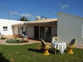 Atemberaubende Lage eines priv. portugisischen Landhaus-Appartements am Meer