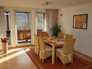 Ferienwohnung Alpirsbach für 2 - 4 Personen mit 2 Schlafzimmern - Ferienwohnung