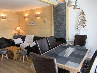 Bel appartement de 40m2, renove au centre de Val Thorens pour 4/6 pers