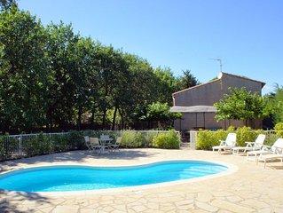 Location d'une villa pour les vacances avec piscine privee -  Gorges du Verdon -