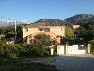 Appartement idéalement situé à Calvi