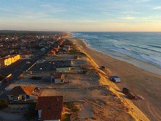 Appartement sur la dune, vue directe sur l'océan !