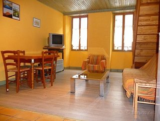 2 Bed LARUNS, Centre Bourg or border of the Gave d'Ossau