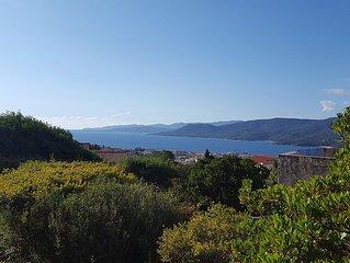 Belle villa de caractere a Propriano : superbe vue sur la mer et les colline