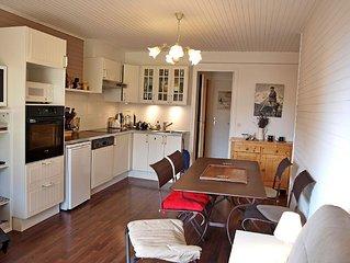 Appartement centre station pour 6 pers - GVA379 - Appartement pour 6 personnes à