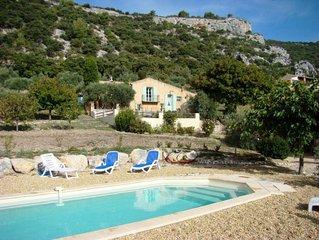 Mas de vacances en location avec piscine privee - Luberon - Provence