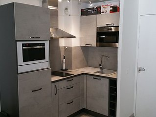 25 m2 studio for 4 people located in Plagne Bellecote.