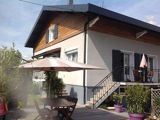 Maison 175m2 en bordure du lac d'Annecy