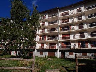 Appartement T3 tout confort face montagne  Font Romeu