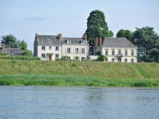 Villa Théodora Blois au coeur des châteaux de la Loire