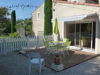 ALPILLES PROVENCE - LOCATION conditioned, quiet (