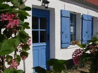 Wissant : Maison De Charme - Maison De Pêcheur.