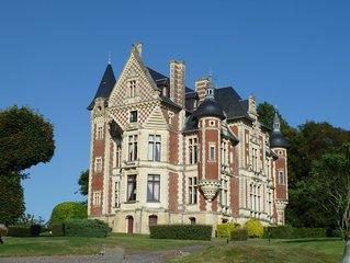 HOULGATE - Duplex 4 personnes - Chateau de Beuzeval